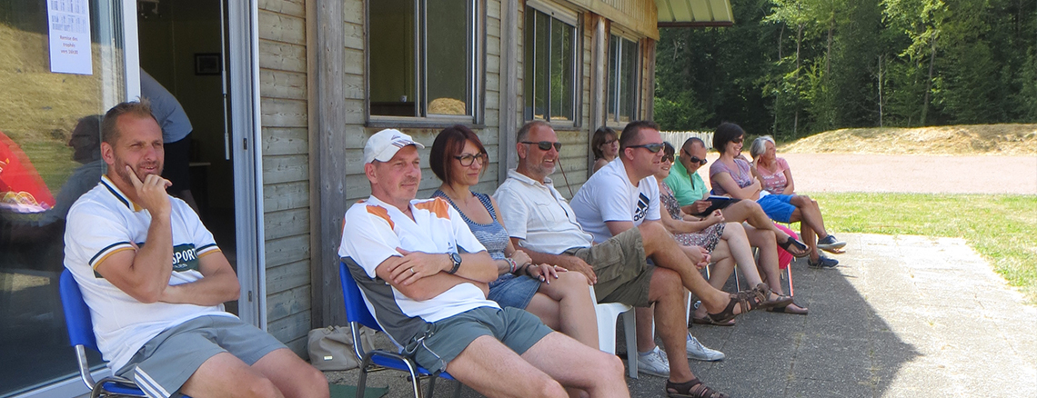 Les supporters - Tournoi simple